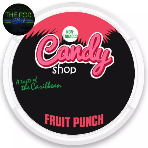 Candy - Fruit Punch Flavoured Nicopod