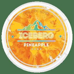 iceberg pineapple nicotine pouches snus nicopods the pod block