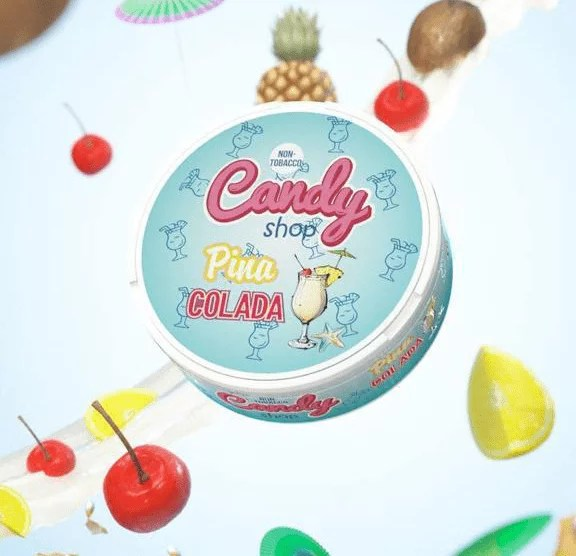 Candy Shop Pina Colada Nicotine Pouch