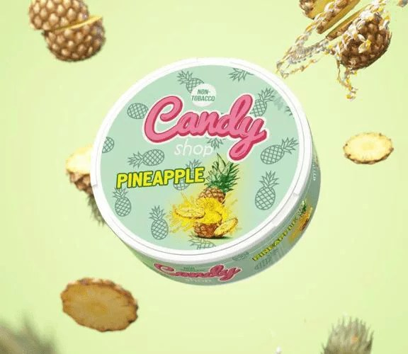 Candy Shop Pineapple Punch Flavoured Nicopod