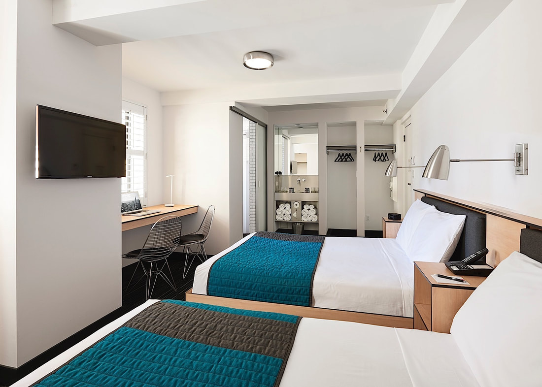 Chambre Simple Chambre Double Difference Our Affordable Nyc Hotel Rooms Pod 51