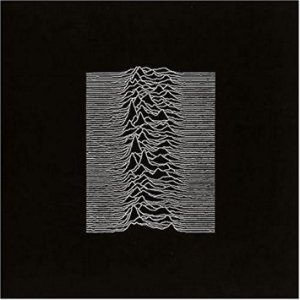 Unknown Pleasures LP cover (Photo Credit: Amazon)