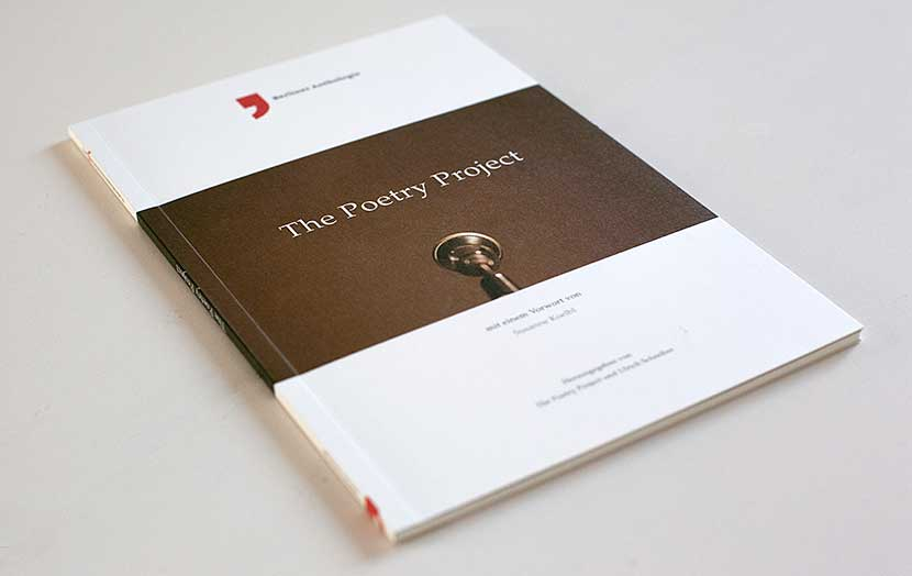 The Poetry Project | Gestaltung © 2b4.design