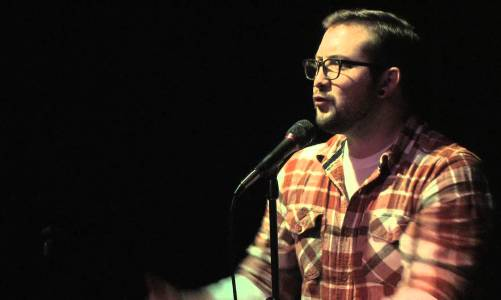 "THE POWER OF POETRY #13: ""YOU TALK TOO MUCH"" – CRISTOPHER GIBSON"