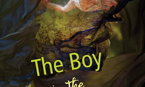 REVIEW – THE BOY IN THE LABYRINTH BY OLIVER DE LA PAZ (UNIVERSITY OF AKRON PRESS)