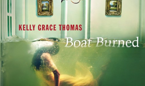 REVIEW: BOAT BURNED – KELLY GRACE THOMAS (YESYES BOOKS)