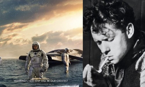 POETRY IN CINEMA: INTERSTELLAR AND DYLAN THOMAS – JESSICA MOOKHERJEE