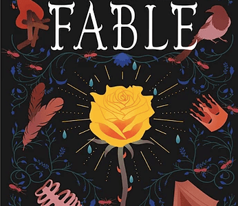 REVIEW: TO FALL FABLE – ALICE WICKENDEN (VARIANT LIT)