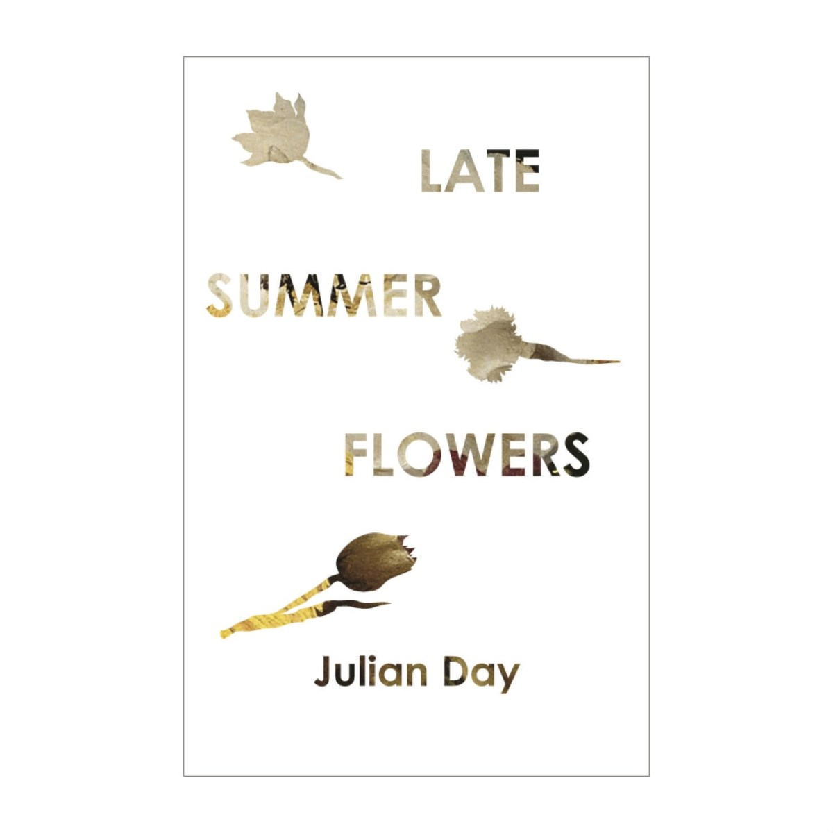 REVIEW: LATE SUMMER FLOWERS – JULIAN DAY (ANSTRUTHER PRESS) – THE POETRY  QUESTION