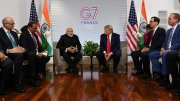 Modi and Trump and others