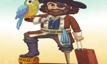Aaargh Mateys, Welcome! The basics of points & miles