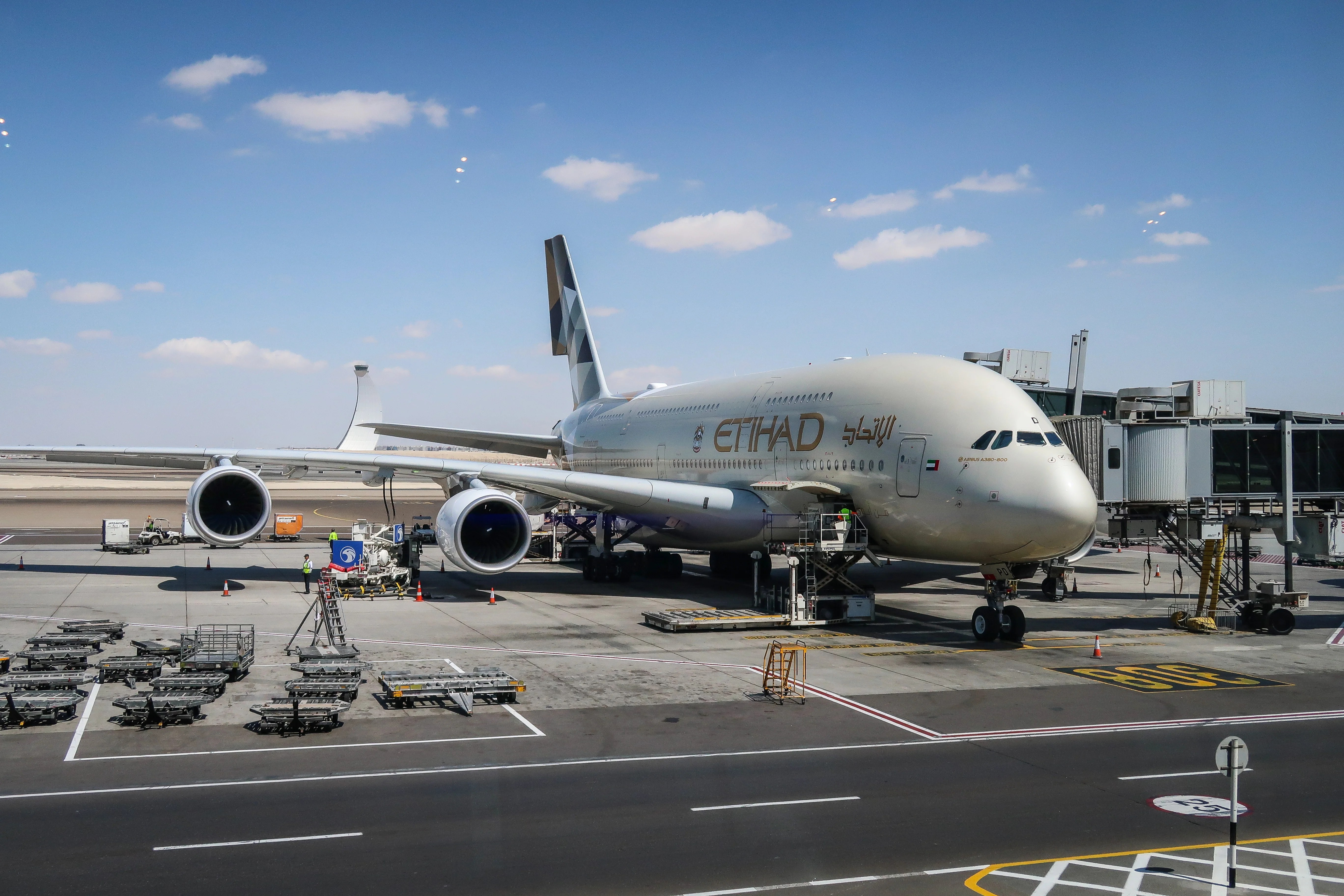10 Fun Facts About the Airbus A380