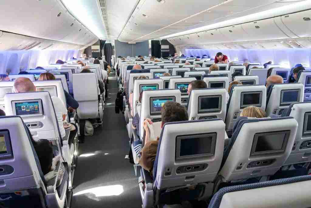 Review: BA World Traveller Plus on the refurbished 777
