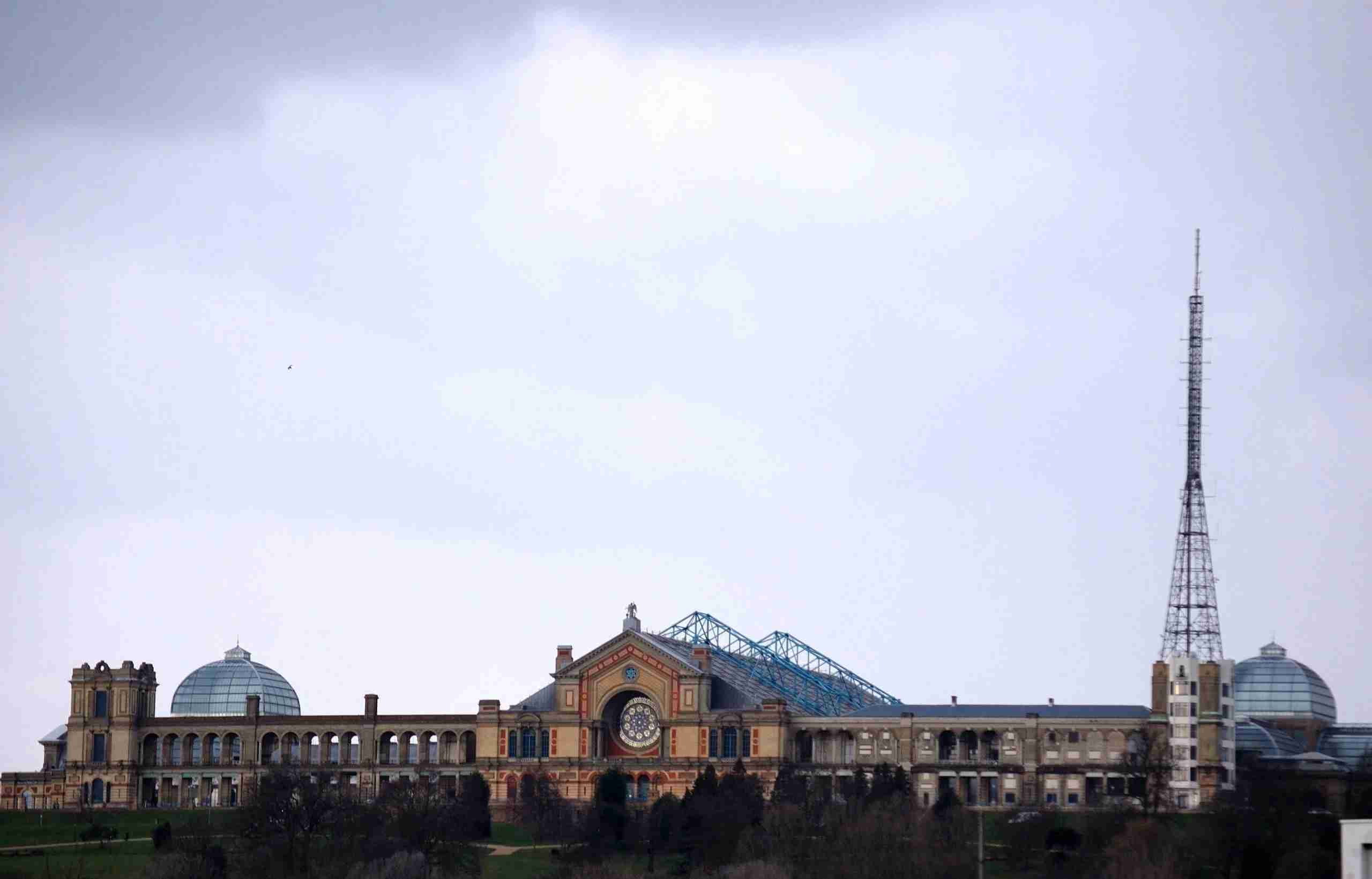 Majestic Alexandra Palace in north London. (Photo by Getty Images/Zalabardo)