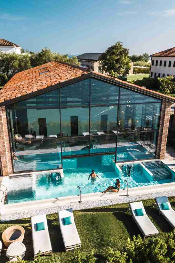 The JW Marriott Resort & Spa, Venice has an outstanding spa. Photo courtesy of the hotel.