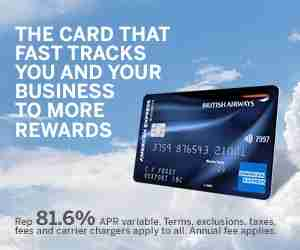 Amex BA SBS Accelerating Business Card