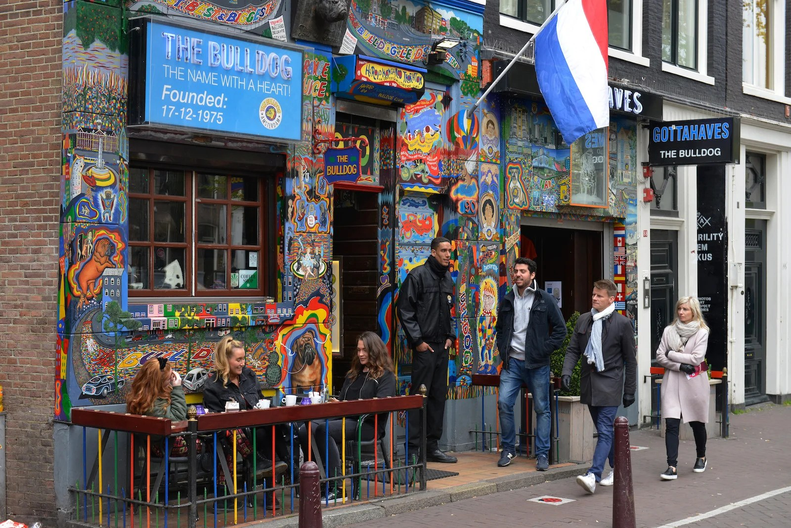 Amsterdam considering banning tourists from coffee shops