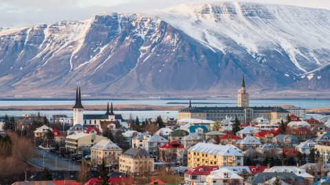 Second Cities: Destinations to add onto a trip to Reykjavik