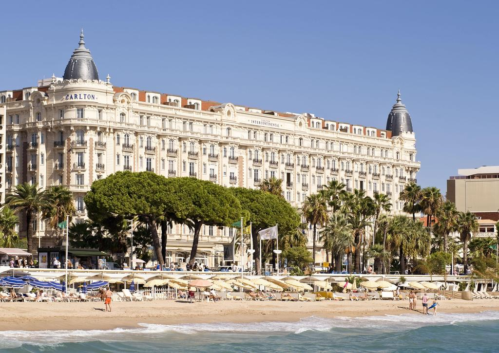 (Photo courtesy of the Intercontinental Cannes)