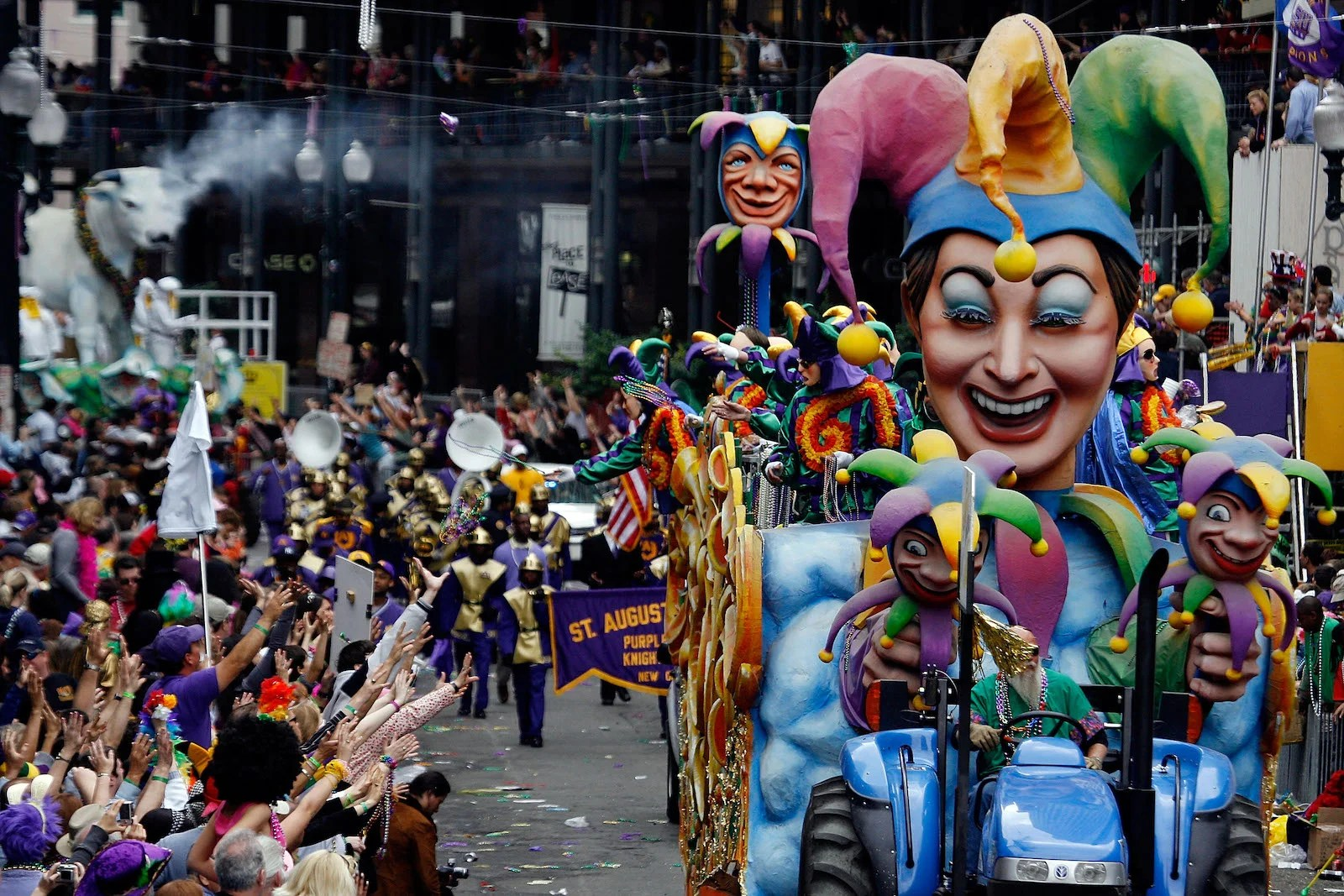 Everything you need to know about Mardi Gras in New Orleans