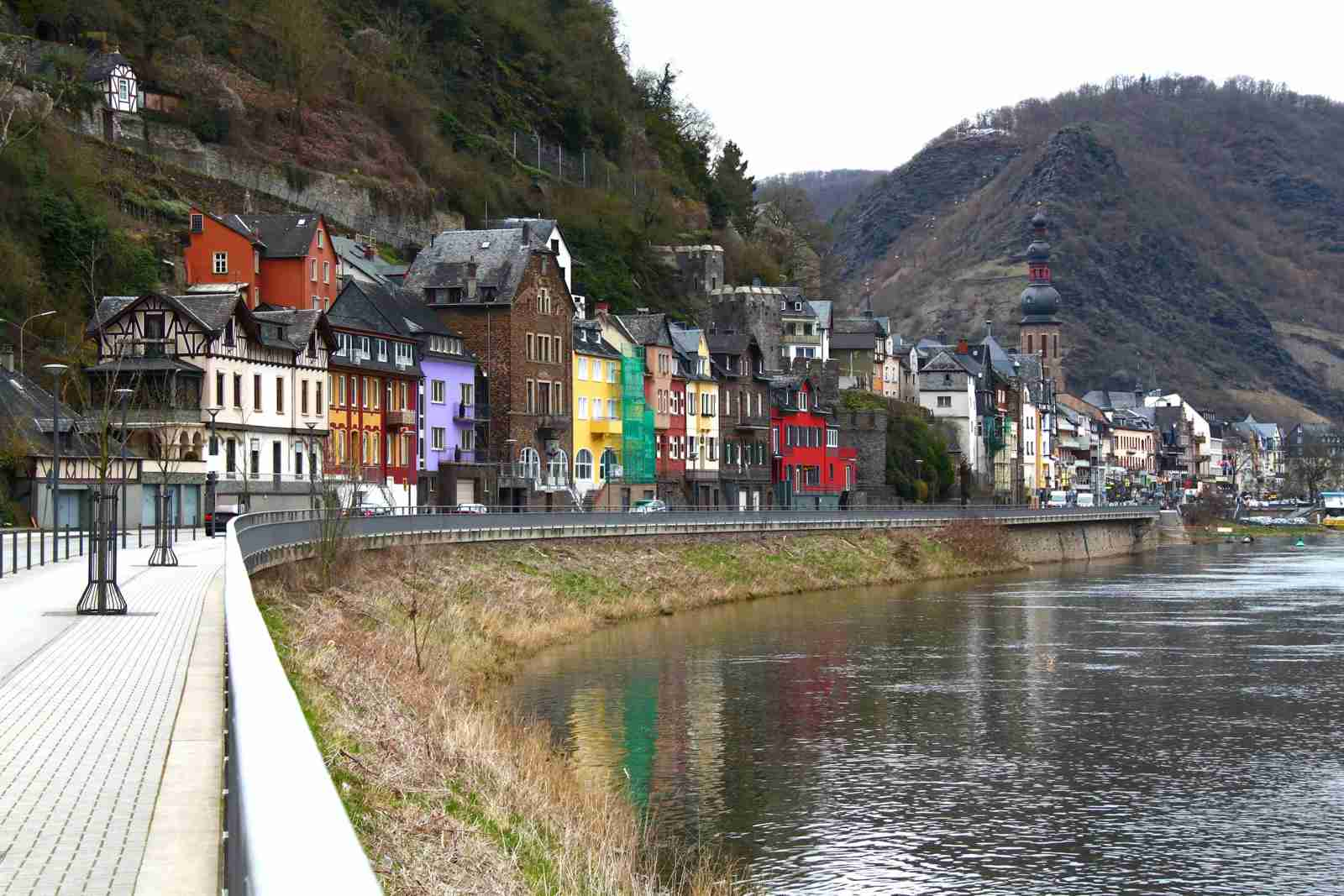 Cochem, Germany. (Photo by wera Rondsawang/Getty Images)