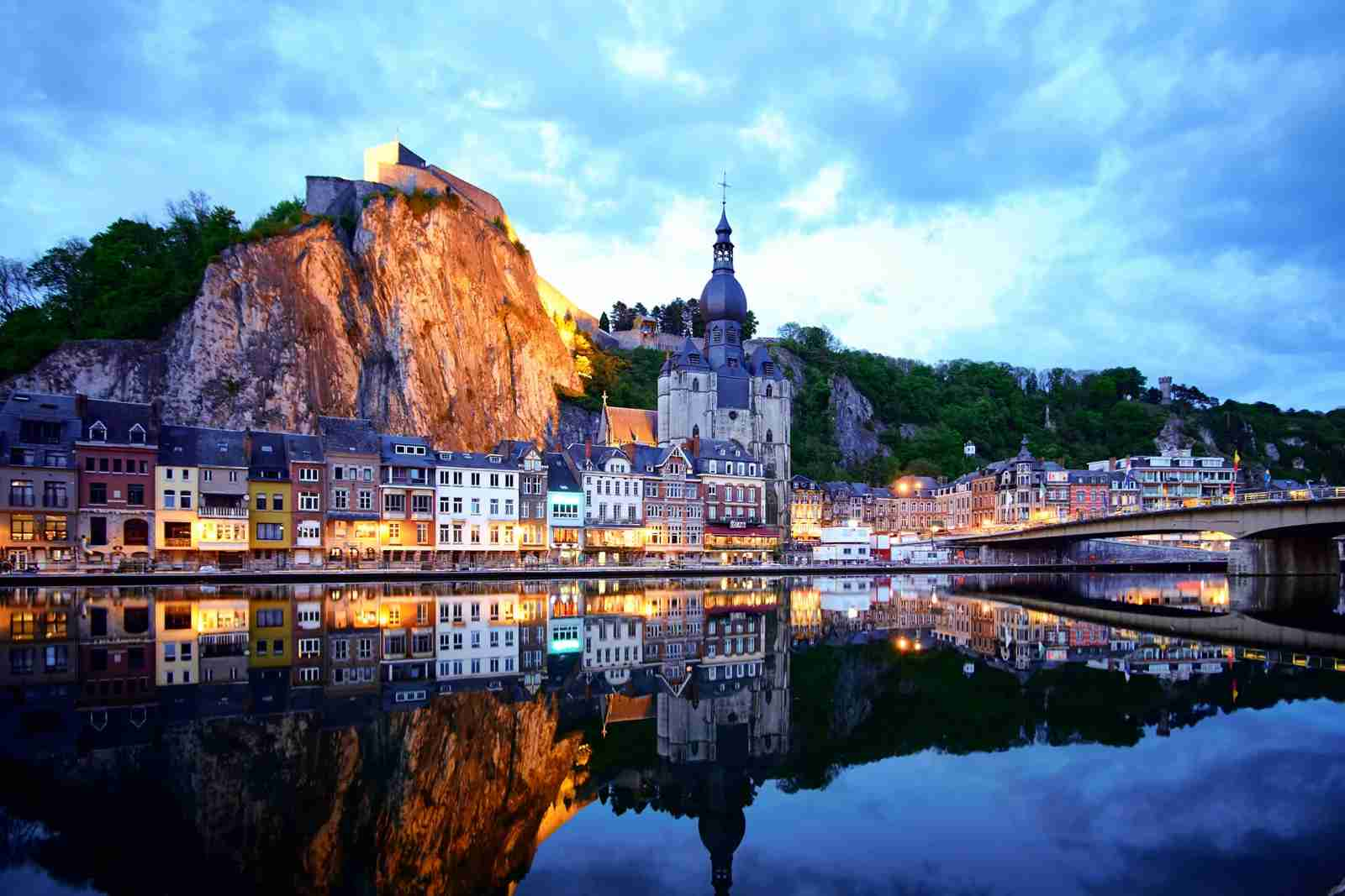 Dinant, Belgium. (Photo by Calin Niculescu/EyeEm/Getty Images)