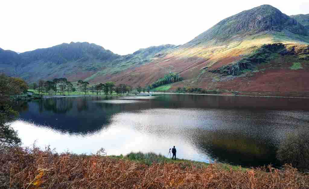 Buttermere in the Lake District, Cumbria. (Photo by Owen Humphreys/PA Images via Getty Images)