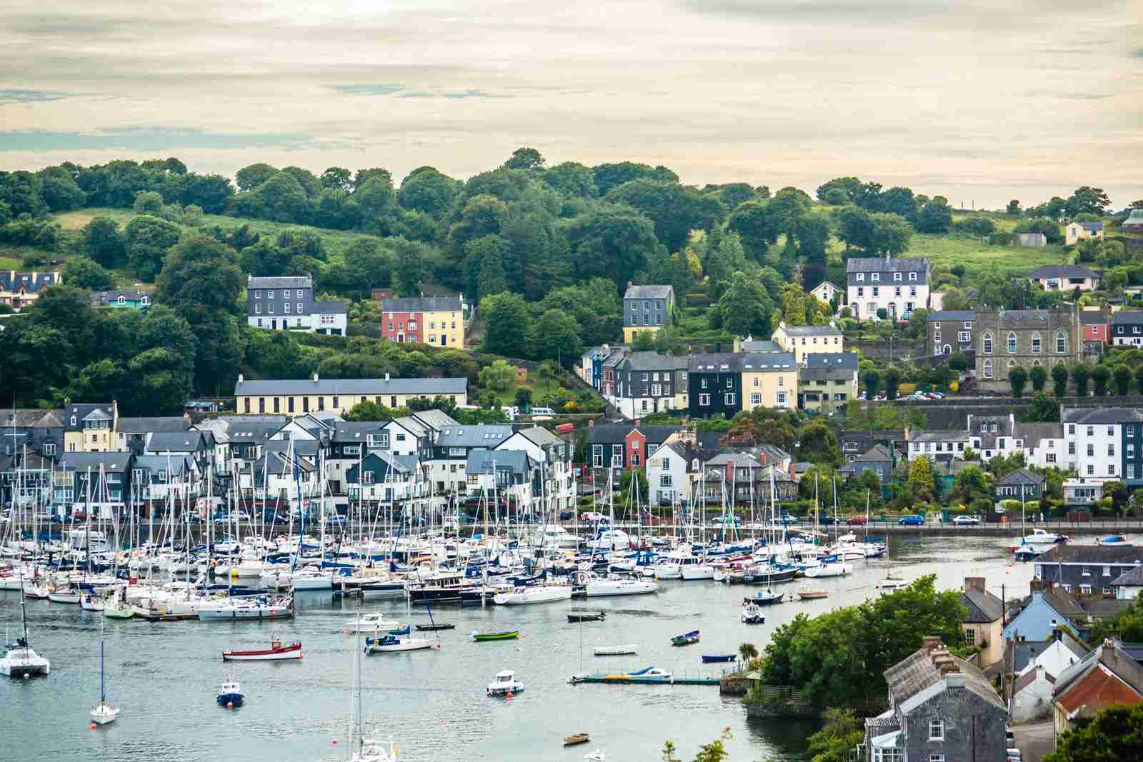 Kinsale Harbour, Ireland. (Photo by Eduardo Fonseca Arraes/Getty Images)
