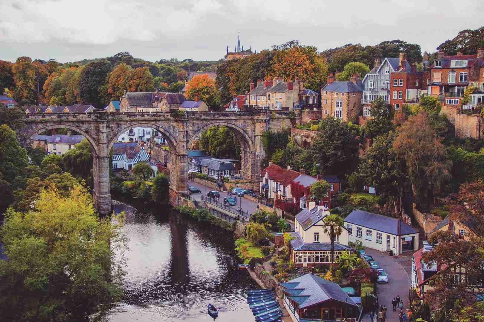 Knaresborough, United Kingdom. (Photo by Sam Green/EyeEm/Getty Images)