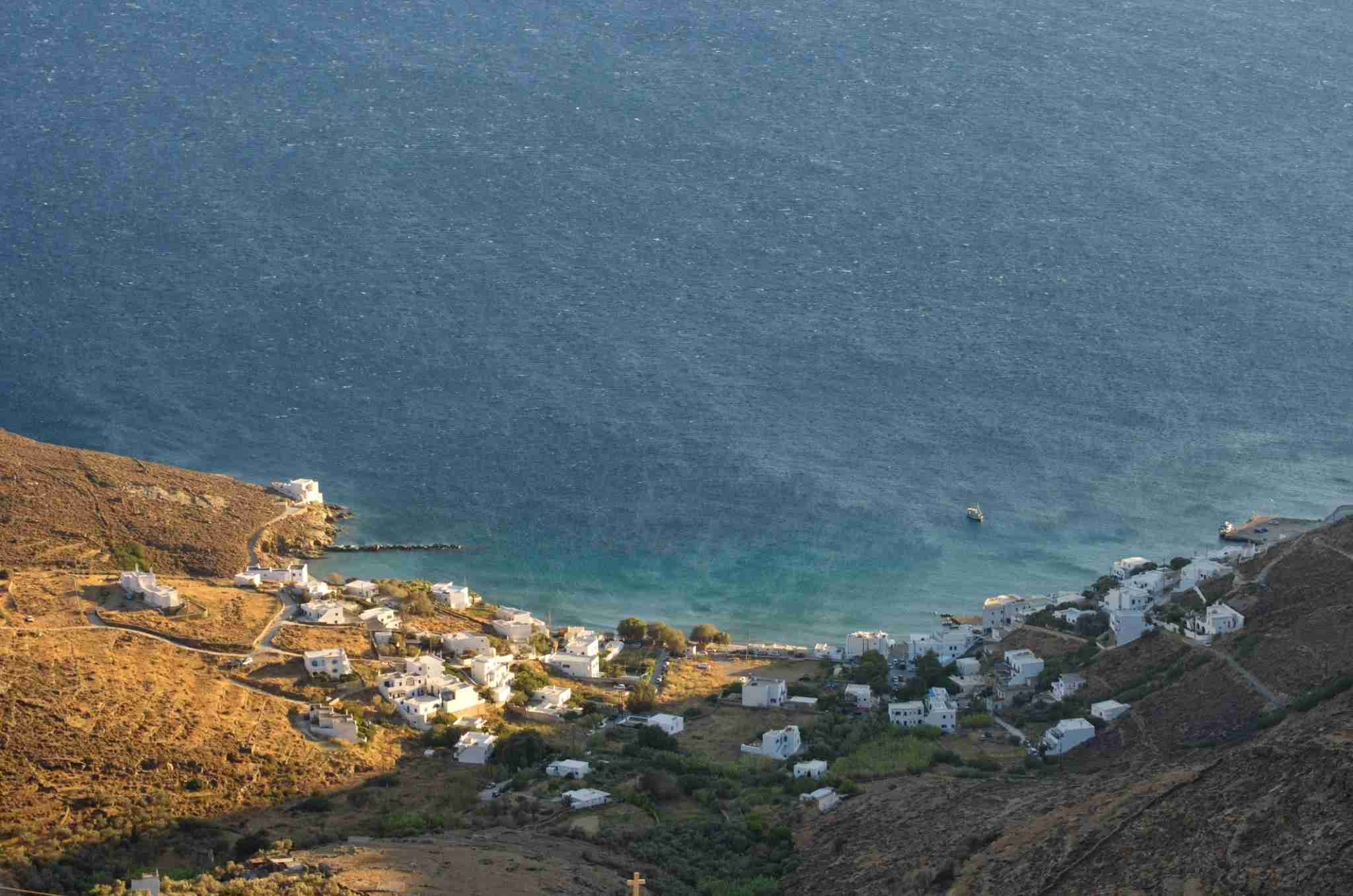Tinos, Greece. (Photo courtesy of Ioannis Tsotras/Getty)