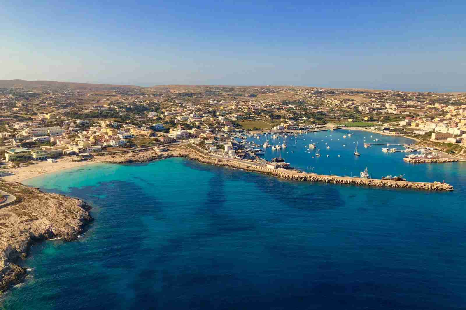Lampedusa, Italy. (Photo by Carlo Spampinato/EyeEm/Getty Images)