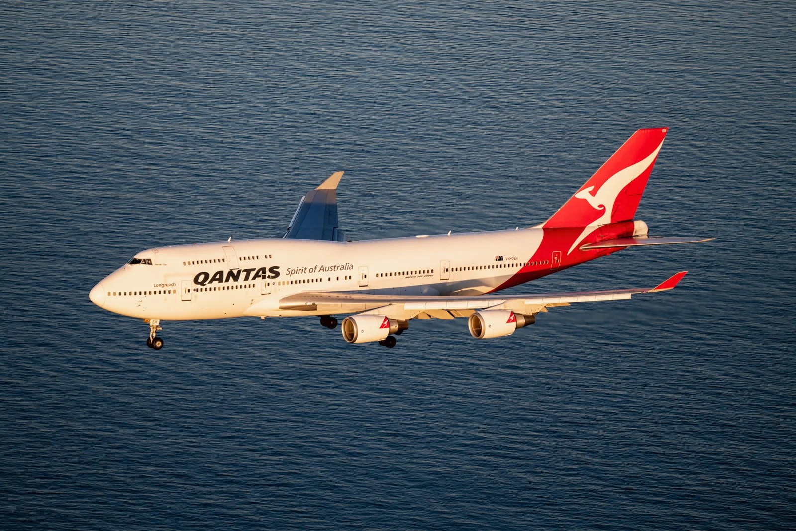 Boeing is ending production of the 747
