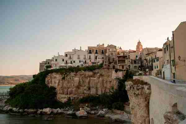 Vieste, Puglia, Italy. (Photo Marka/Universal Images Group/ Getty)