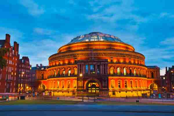 The Royal Albert Hall in South Kensignton. (Photo by Gonzalo Azumendi/Getty Images)