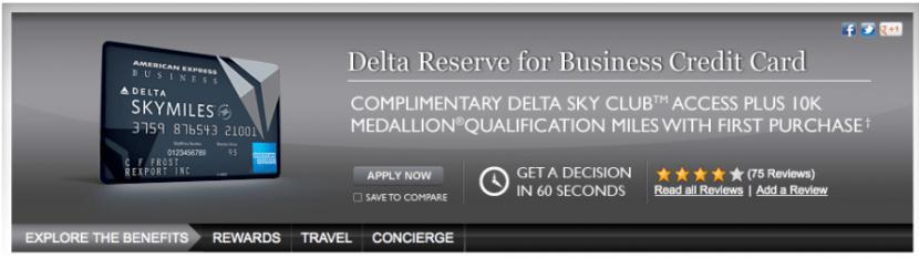 Delta Reserve