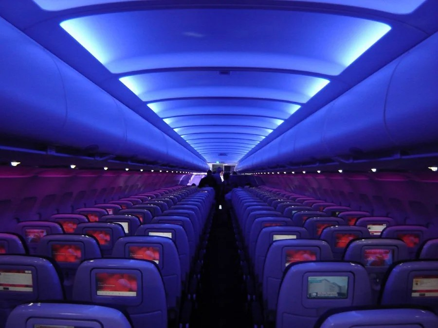 Transcontinental Series: Virgin America – The Points Guy