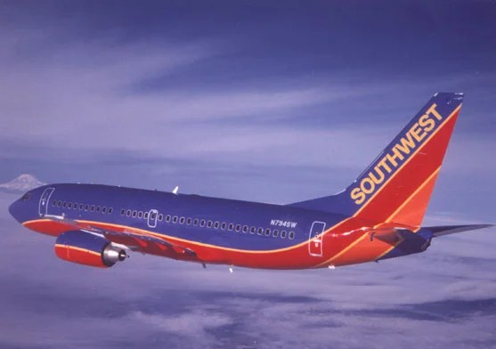 Top 10 Southwest Airlines Destinations To Book Pre