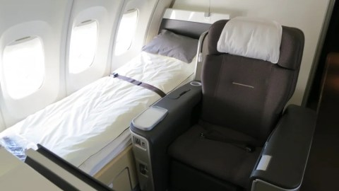 Flight Review Lufthansa First Class 747 400 The Points Guy
