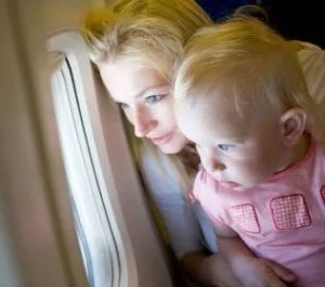 There are plenty of rules and regulations to keep in mind, even when you're traveling with just a lap child.