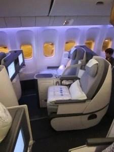 Flight Review Air China 777 300er Business Class Beijing