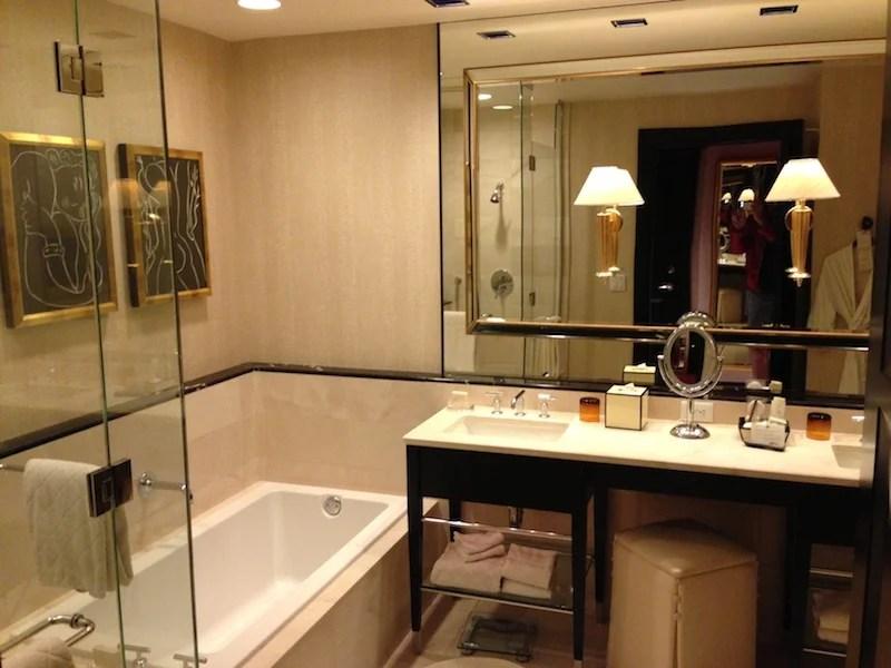 Hotel Review Encore Las Vegas Using Amex Fine Hotels