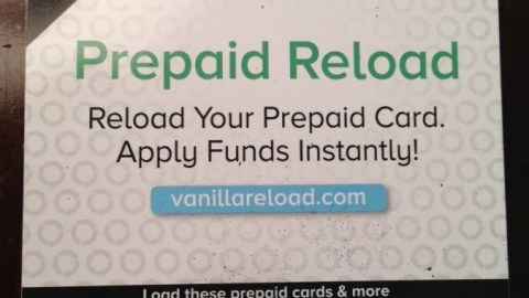 news - Reload Prepaid Card With Checking Account