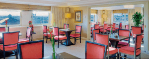 Club level guests have access to the Club InterContinental Lounge at the InterContinental Wien.