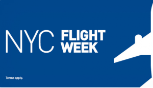 More great fares are available today as part of NYC Flight Week.