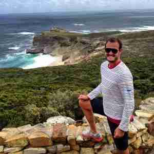 Awe inspiring views of the Cape of Good Hope
