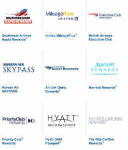 Premium Chase Ultimate Rewards Transfer Partners
