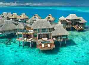 If you want to stay at the Hilton Bora Bora like a Kardashian, book before March 28.