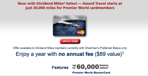 Might as well get in on the current credit card bonuses from both airlines while they