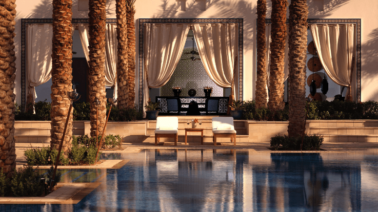 I got a suite at the Park Hyatt Dubai for $125 a night with a points plus cash booking and a DSU.