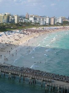 Spring Breakers headed to Miami will see airfares averaging